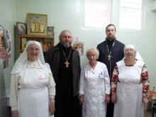 Сестричество в женской консультации г. Рогачева.